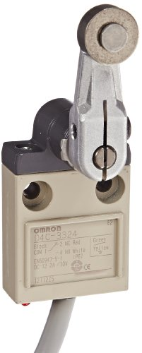 New M Teck – OMRON Compact Limit Switch D4C-3324